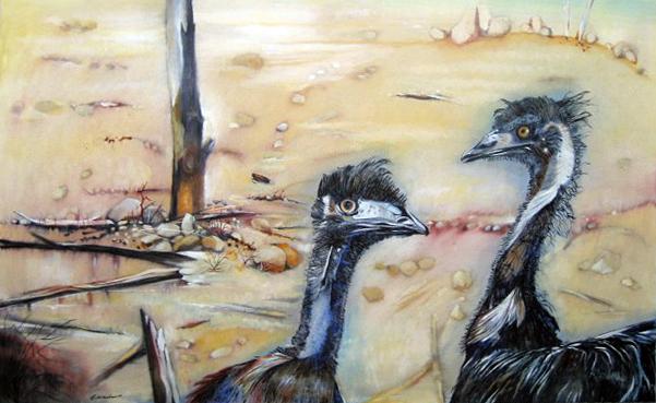 Emu Country