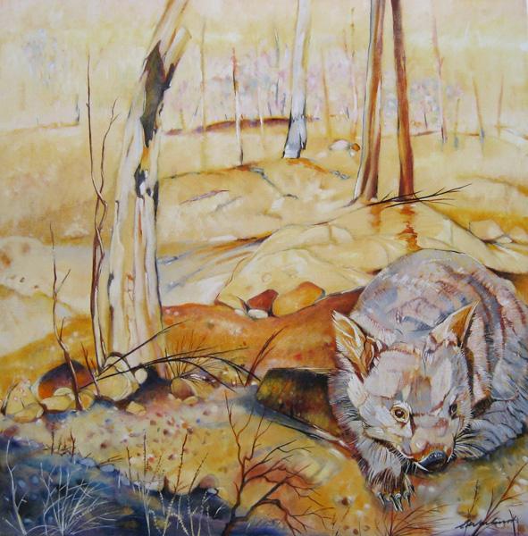 Wombat Country I